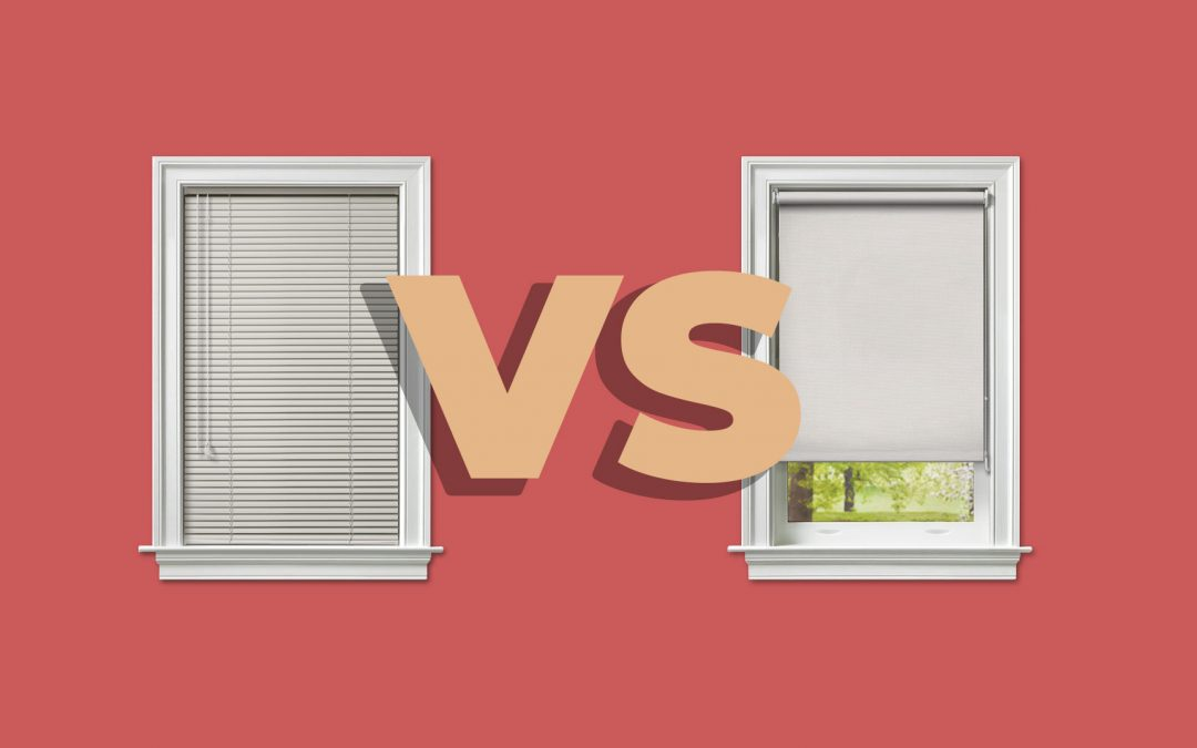 Venetian Blinds vs Roller Blinds – Which Should You Choose?