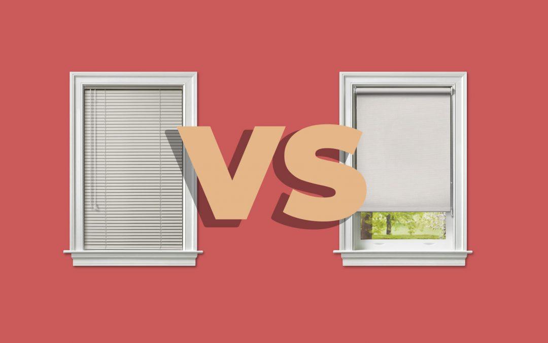 Venetian Blinds vs Roller Blinds – Which Should You Choose?