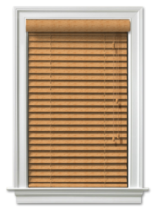 Blindcraft wood venetian blinds
