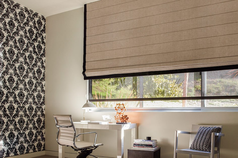 Choose The Right Home Office Blinds