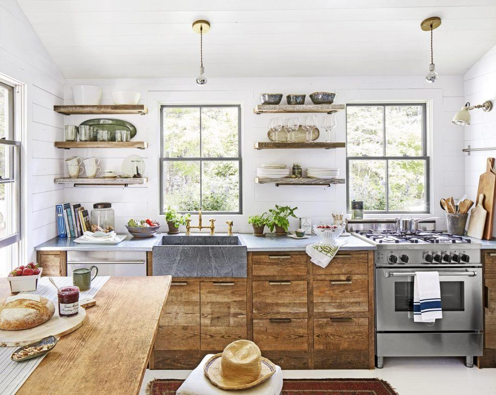 kitchen-modern-country-style-designs-and-eye-popping-photo-970x774