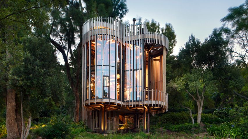 Cape Town's Very Own Tree House Home!
